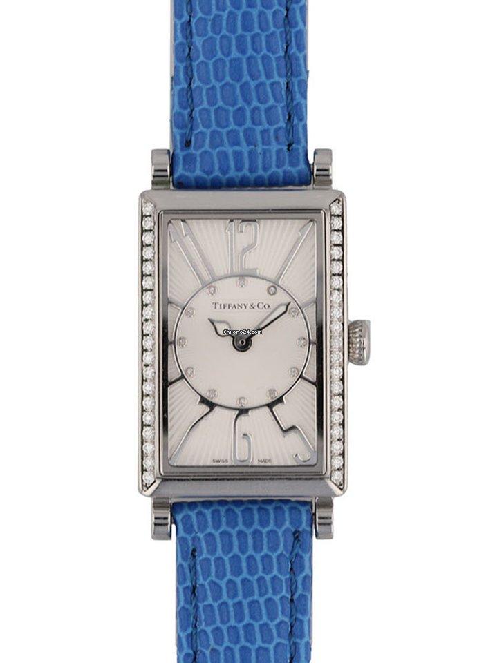 c139670d0 Ceny dámských hodinek Tiffany | Koupit a porovnat dámské hodinky Tiffany na  Chrono24