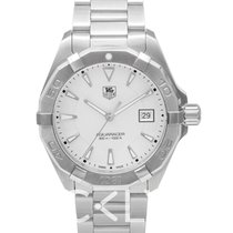 TAG Heuer Aquaracer 300M Steel 40.5mm Silver