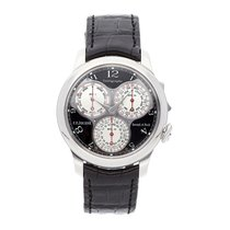 F.P.Journe Platinum 40mm Manual winding CT PT BLACK LABE pre-owned