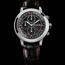 Quinting Steel 43,80mm Chronograph QSL55CR24H new
