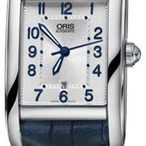 Oris Rectangular 01 561 7693 4031-07 5 22 25FC 2019 nov