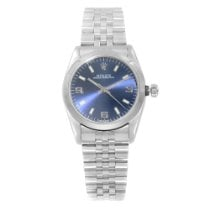 Rolex Oyster Perpetual 31 Steel 31mm Blue United States of America, New York, New York