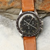 Omega Speedmaster Professional Moonwatch Steel 39mm Black No numerals United States of America, Texas, Marfa