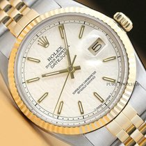 Rolex Datejust Steel 36mm White United States of America, California, Chino Hills