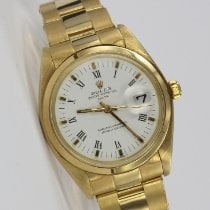 Rolex 1503 Oro amarillo 1979 Oyster Perpetual Date 34mm usados