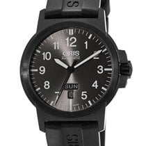 Oris BC3 Steel Black Arabic numerals United States of America, New York, Brooklyn