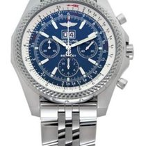 Breitling Bentley 6.75 Steel Blue