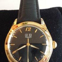Glashütte Original Or/Acier 34mm Remontage manuel occasion