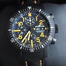 Fortis . B-42 Black Mars 500 Chronograph Day/Date Ltd. Edition...
