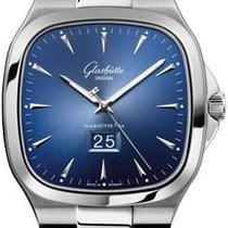 Glashütte Original Steel 40mm Automatic 39-47-13-12-06 new United States of America, New York, Airmont