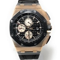 Audemars Piguet Royal Oak Offshore Rose Gold Ceramic