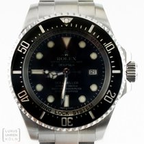 Rolex Uhr Ref. 116660 Oyster Perpetual Deepsea Edelstahl