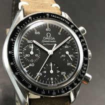 Omega Speedmaster Chronograph Tachymeter Ref. 1750033 leather...