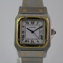 Cartier Santos Galbèe 1172961 #A3312 Automatik Bax, Papiere