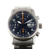 Fortis Pilot Flieger Mini Automatic Chronograph Ref 622.10.141...