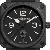 Bell & Ross BR 01-92 Ceramica 46mm Nero