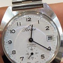 Perseo Ultra Rare Vintage Perseo Cal Unitas 6380 diameter case 36.5 1970 pre-owned