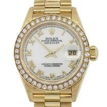 Rolex Lady-Datejust Yellow gold 26mm White Roman numerals United States of America, Florida, Boca Raton