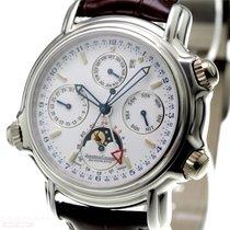 Jaeger-LeCoultre Vintage Grand Reveil Ref-180699 950 Platinum...