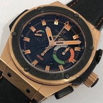 Hublot King Power F1 India,  Ltd Edition, Box & Papers
