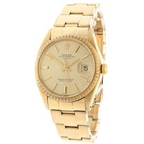 """Rolex Oyster Perpetual Date 18K """"Vintage"""""""