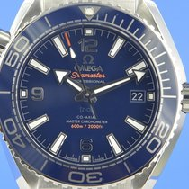 Omega Seamaster Planet Ocean 215.30.40.20.03.001 2018 pre-owned