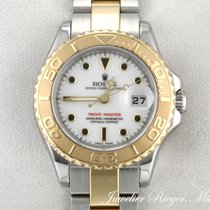 Rolex Yachtmaster 169623 Stahl Gelbgold 750 Automatik Yacht-Ma...