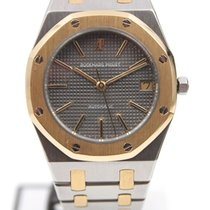 Audemars Piguet 4100SA Gold/Stahl Royal Oak (Submodel) 35mm