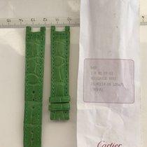 Cartier Original Green Alligator Skin Cartier bracelet for Pasha