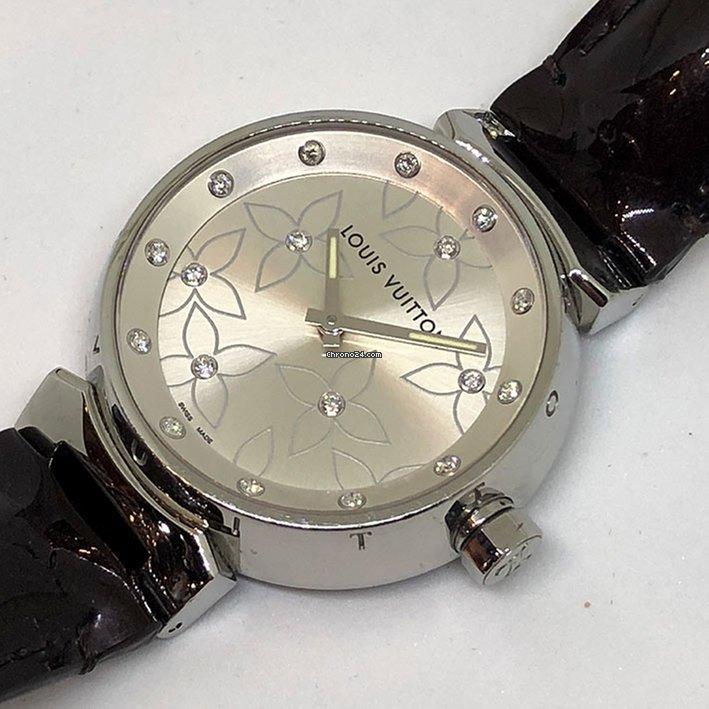 acce45016029 Louis Vuitton Tambour Diamond Q131F for £1