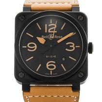 Bell & Ross Watch BR03-92 BR03-92-S