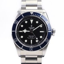Tudor 79220B Stål Black Bay (Submodel) 41mm