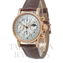 Chronoswiss Rose gold 39mm Automatic CH7541LR pre-owned