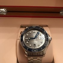 Omega 210.30.42.20.06.001 Staal 2019 Seamaster Diver 300 M 42mm nieuw