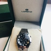 Lorenz Chronograph 40mm Quartz 2008 new