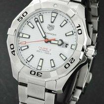 TAG Heuer Aquaracer 300M Steel 43mm White No numerals