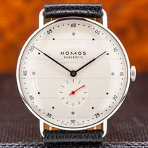 NOMOS Steel 38.5mm Manual winding 1109.565/100 pre-owned