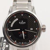 Edox 42mm Automatic 83009-3-NIN new