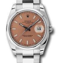Rolex Oyster Perpetual Date 115200 nov