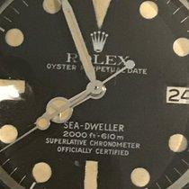 Rolex 1665 Acciaio 1977 Sea-Dweller 40mm usato Italia, 00127