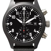 IWC Pilot Chronograph Top Gun Ceramic 44mm Black Australia, SYDNEY