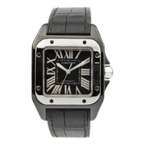 Cartier Steel 33mm Automatic 2878 pre-owned UAE, Dubai