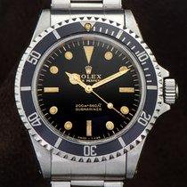 Rolex Submariner (No Date) 5513 usados