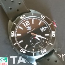 TAG Heuer Formula 1 Calibre 6 Steel 41mm Black No numerals