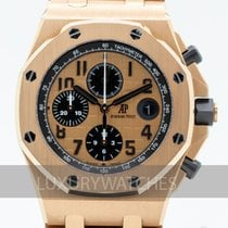 Audemars Piguet Royal Oak Offshore Chronograph Rosa guld 42mm