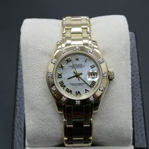 Rolex Lady-Datejust Pearlmaster 80318 2000 occasion