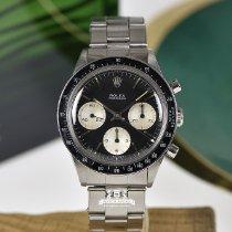 Rolex 6241 Zeljezo 1965 Daytona 37mm rabljen