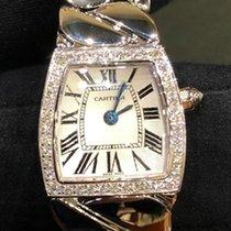 Cartier La Dona de Cartier Белое золото 18mm Cеребро