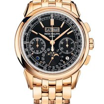 Patek Philippe 5270/1R-001 Rose gold 2019 Perpetual Calendar Chronograph 41mm new United States of America, New York, New York