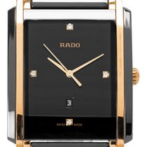 Rado R20204712 Gold/Steel 2018 Integral 31mm pre-owned